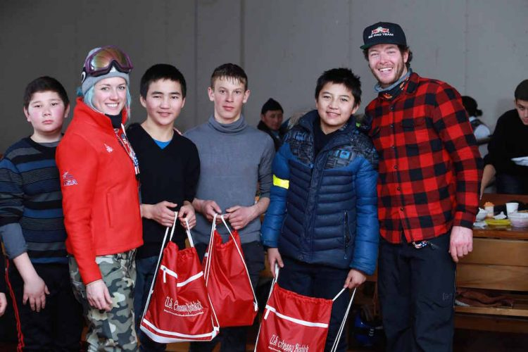 WINTER SPORTS ENVOY 2015